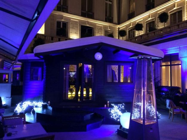 Paris : IWC s'installe au Park Hyatt