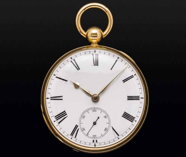 Mise en vente d'une montre de poche historique : celle de Charles X, dernier roi de France