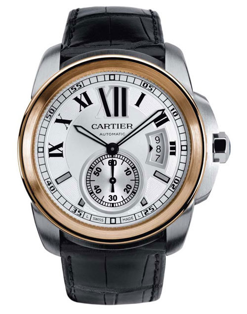 Calibre de Cartier Photos : Franck Dieleman © Cartier 2009