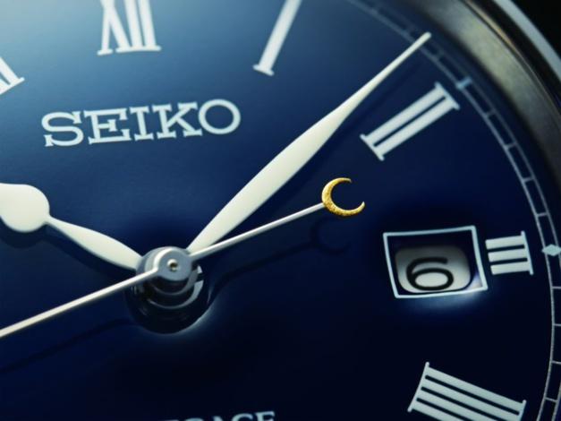 Seiko Presage : cadran émail bleu nuit en édition limitée à 1.500 exemplaires