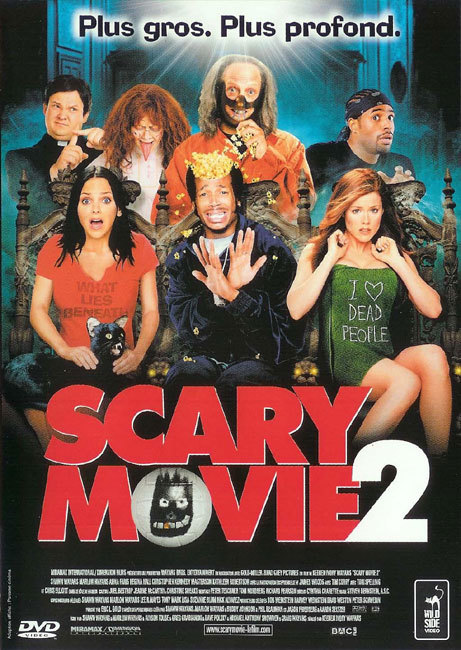 Scary Movie 2, DR