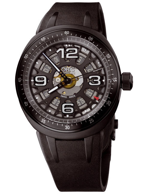 Oris Darryl O'Young Limited Editions