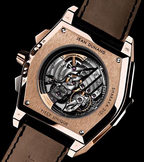 Shabaka : une montre pharaonique chez Jean Dunand