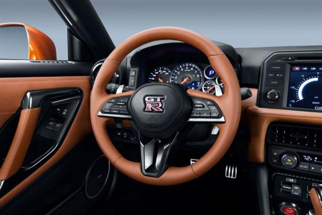 BRM : série ultra-limitée de cinq chronos Nissan GT-R
