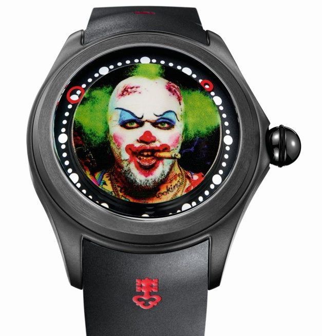 Corum Bubble Clown by Matt Barnes