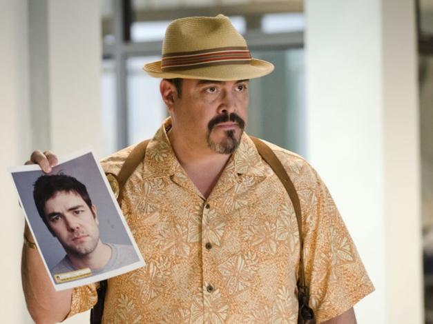 Dexter : David Zayas porte une Hamilton Ventura