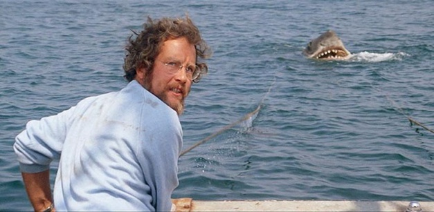 Jaws Richard Dreyfuss, DR