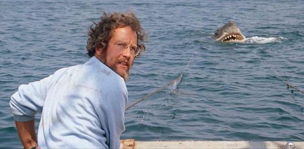 Jaws Richard Dreyfuss, DR