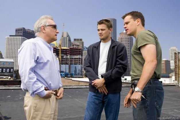 Les infiltrés : Matt Damon porte une TAG Heuer Link