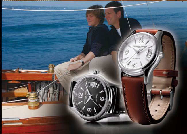 Frédérique Constant : la marque se lance dans les montres pour « juniors »