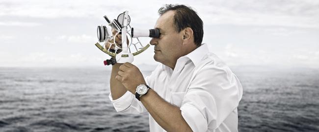 IWC Portugaise Yacht Club Chronographe : quand la Portugaise se fait sportive…