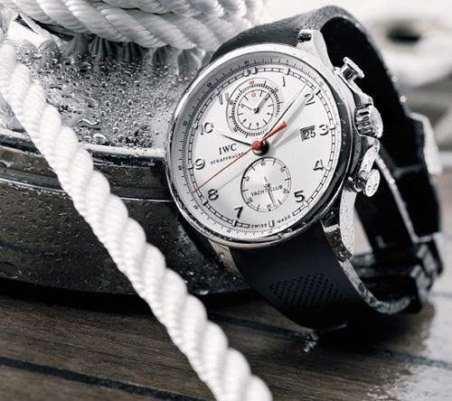 IWC Portugaise Yacht Club Chronographe