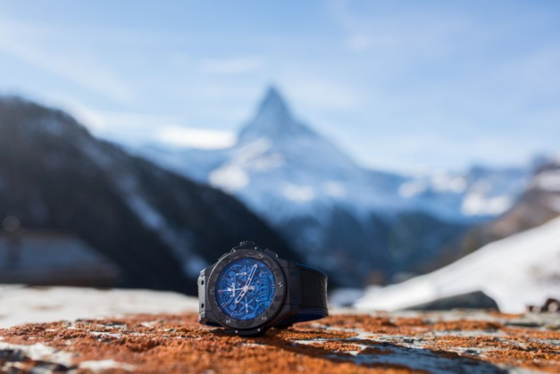 Hublot : partenaire officiel de la Folie Douce Méribel-Courchevel