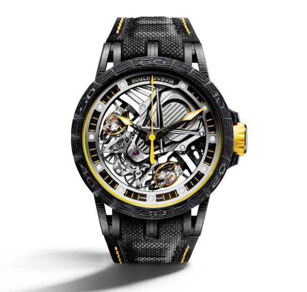 Roger Dubuis : partenaire du 33ème Festival Automobile International