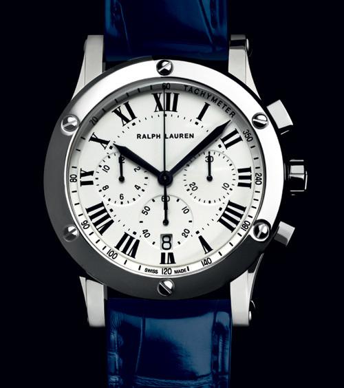 Ralph Lauren Sporting Chronographe