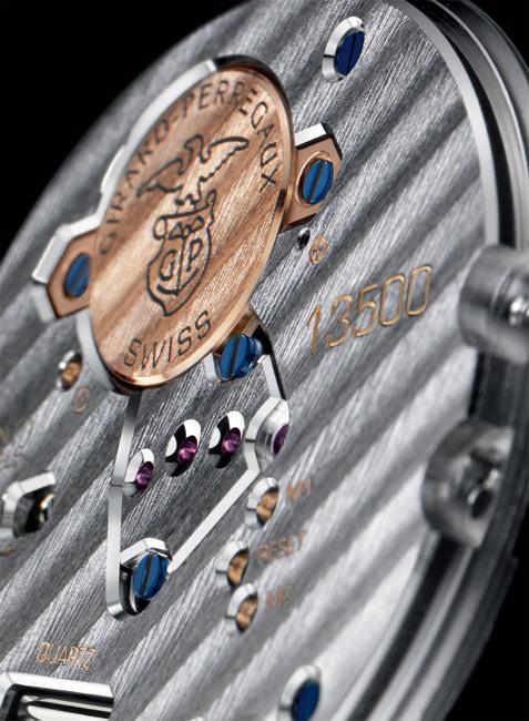 Girard-Perregaux : une Laureato quartz pour le 35ème anniversaire de ce modèle et pour le 40ème anniversaire du quartz GP