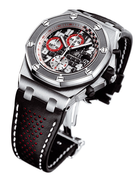 Audemars Piguet, « Chronométreur Officiel » du Tour Auto Optic 2ooo 2010