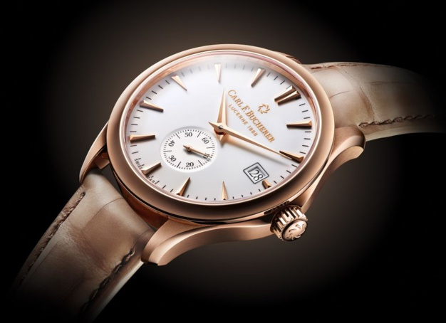Carl F. Bucherer : nouvelle Manero Peripheral de 43 mm