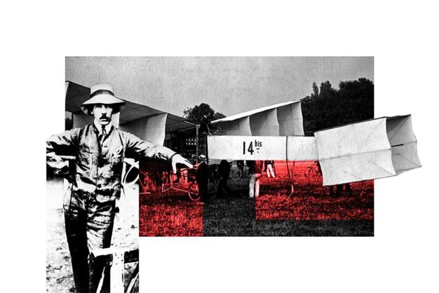 Alberto Santos-Dumont : l'homme qui inspira la Santos à Louis Cartier