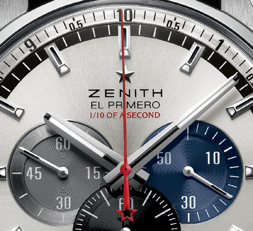 Zenith El Primero Striking 10th ou la seconde foudroyante réinventée