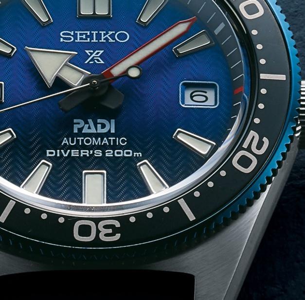Seiko PADI édition spéciale : belle plongeuse nippone à moins de mille euros
