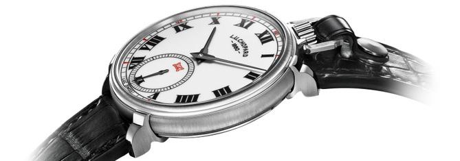 Chopard L.U.C Louis-Ulysse - The Tribute : quand la montre de poche devient montre-bracelet… et vice-versa