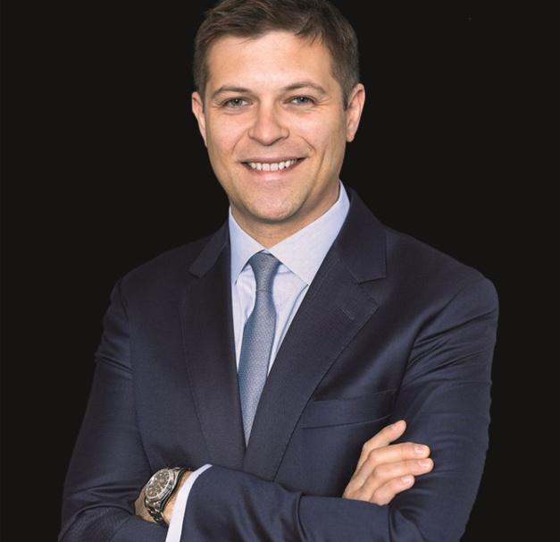 Sam Hines : nommé à la tête du département HauteHorlo de Sotheby's