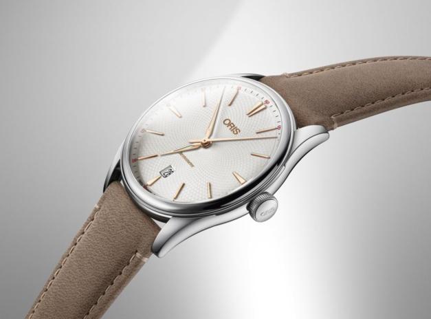 Oris : des bracelets en cuir durable