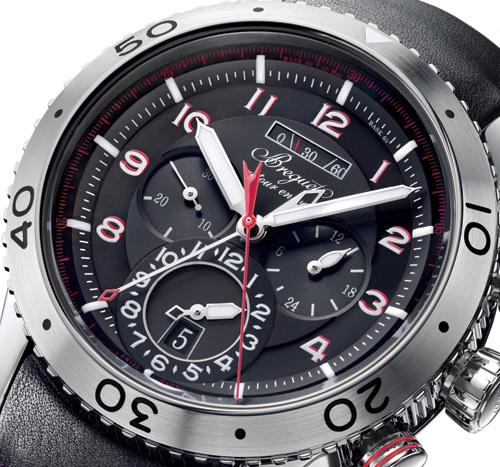 Breguet Type XXII 3880 ST : réinterprétation contemporaine d'un chronographe légendaire