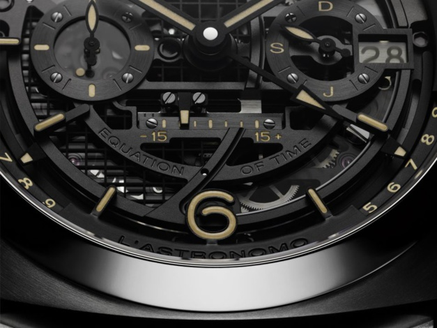 Panerai Astronomo Luminor 1950 : le sur-mesure du temps