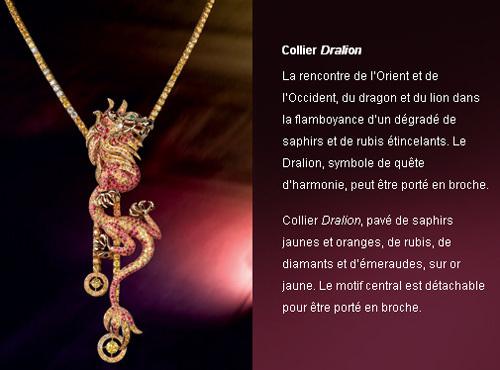 Inspiria : quand le Cirque du Soleil inspire une collection de haute joaillerie de la maison Boucheron (Montréal)