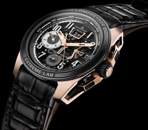 Jaeger-LeCoultre Master Compressor Extreme LAB 2 Tribute to Geophysic : la montre ultime