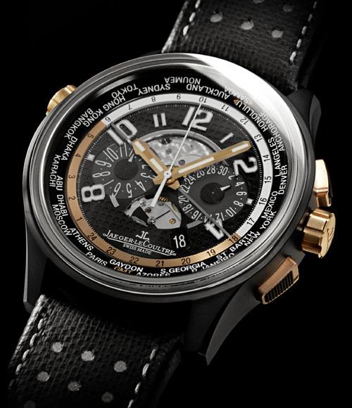 AMVOX5 World Chronograph : 5ème création issue du partenariat entre Jaeger-LeCoultre et Aston Martin