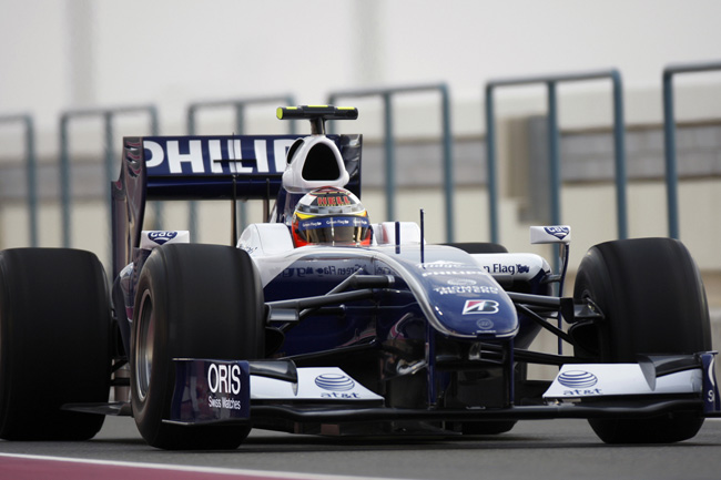 Oris renforce son partenariat avec AT&T Williams en 2010