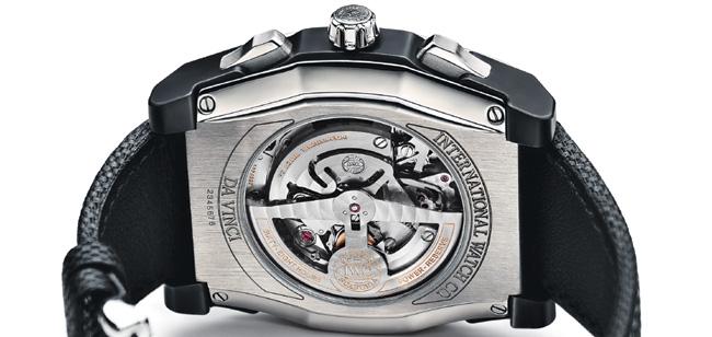Da Vinci Chronographe Céramique : mariage réussi de l'oxyde de zirconium et du titane