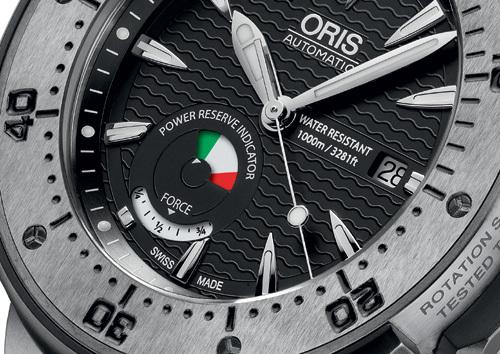 Oris Col Moschin Limited Edition : taillée pour l'aventure, tout simplement