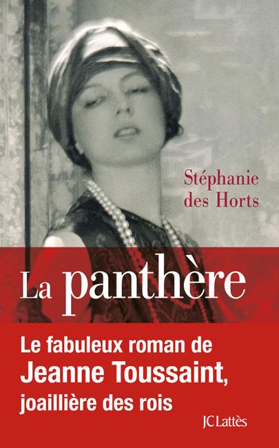 La panthère de Stéphanie des Horts