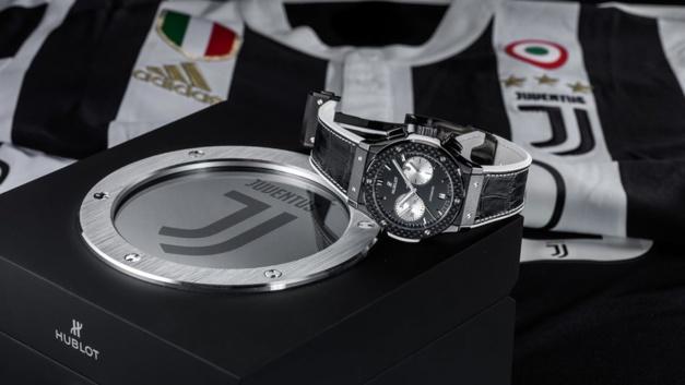 Hublot Classic Fusion Chronograph Juventus