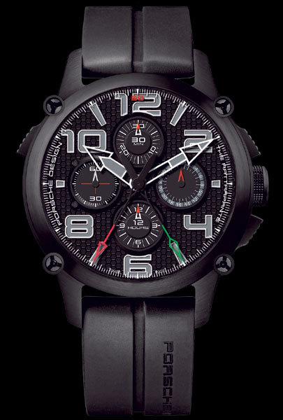 Le Chronographe à rattrapante P'6920 Porsche Design : lauréat du Red Dot Award