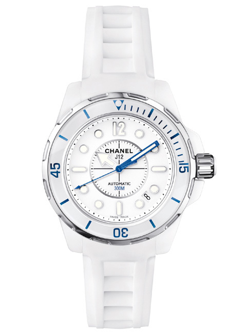 Chanel J12 Marine : sublime, chanelement sublime