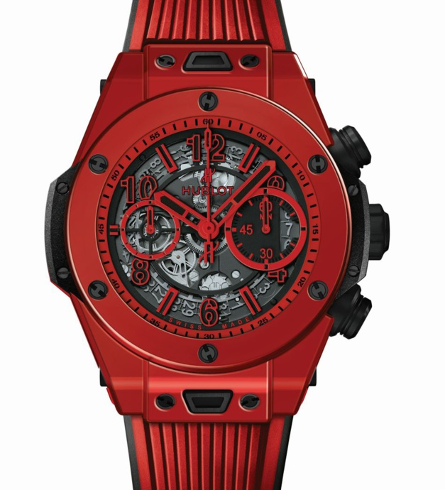 Big Bang Unico Red Magic : et Hublot