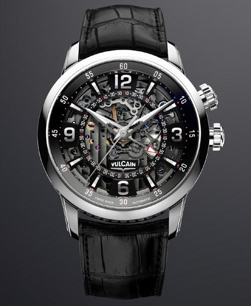 Vulcain Cricket Anniversary Automatic : la montre du président