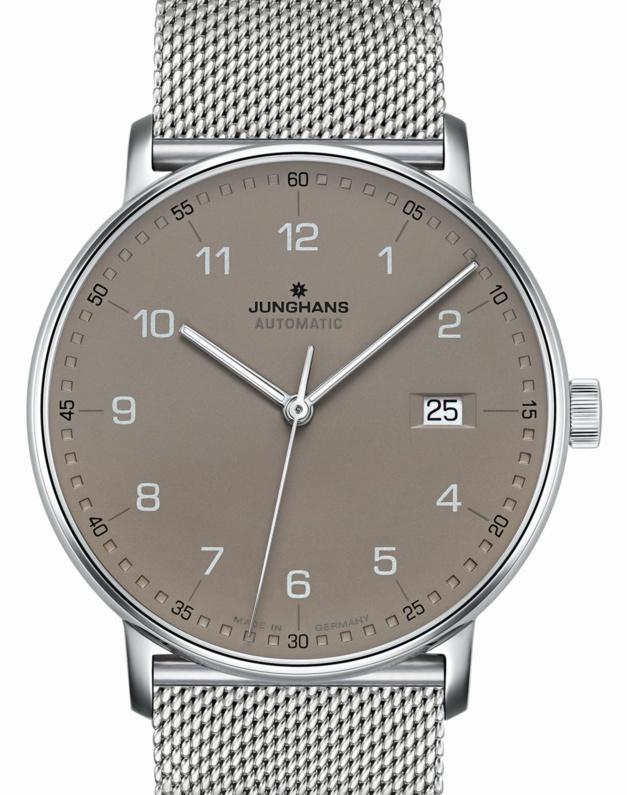 Junghans Form A : entrée de gamme séduisant dans la montre de ville