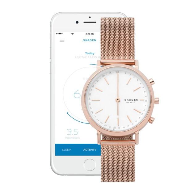 La moitié des montres connectées sera hybride en 2022