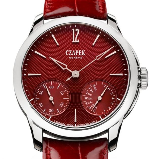Czapek & Cie : des nouveaux cadrans au guillochage unique