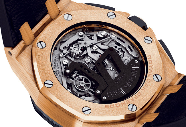 Audermars Piguet Tourbillon Chronographe Royal Oak Offshore