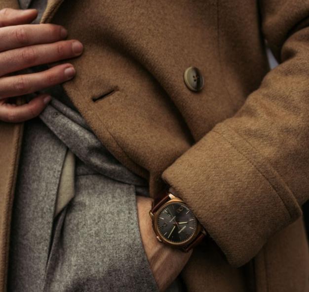 Epurato : la montre de ville selon Anonimo