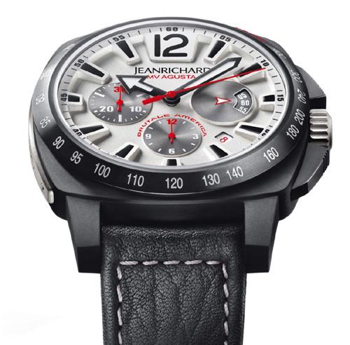 JeanRichard Chronoscope MV Agusta Brutale America