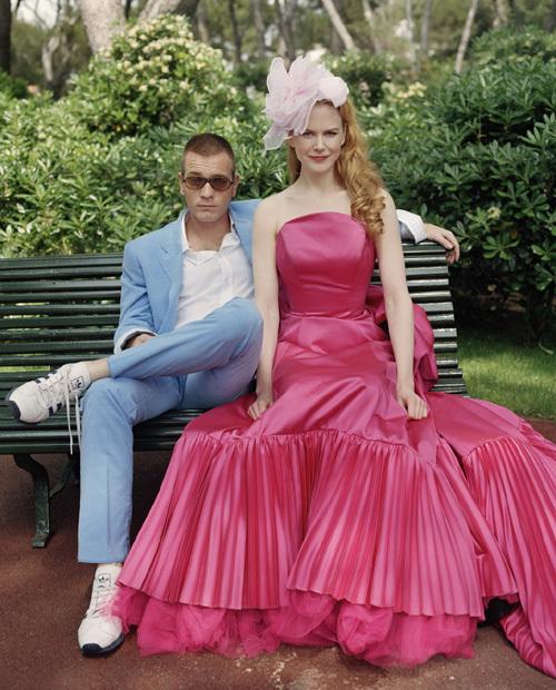 Ewan Mc Gregor et Nicole Kidman copyright Lorenzo Agius