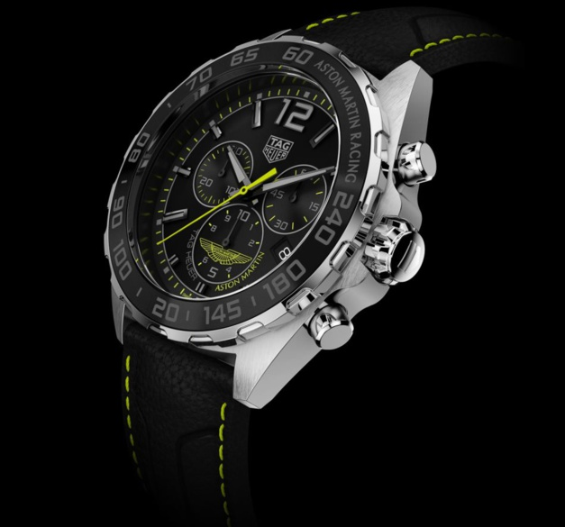 TAG Heuer chronographe Formula 1 Aston Martin